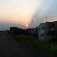 近所(横浜)で撮った雲