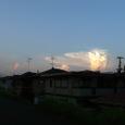 近所(横浜)で撮った入道雲